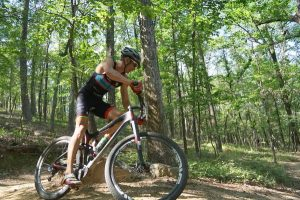 Colorado's Middaugh Wins XTERRA Oak Mountain