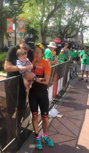 Joyce Returns to her Winning Ways at Ironman Boulder