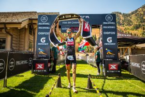 Middaugh Captures Fourth Career XTERRA Win in Utah