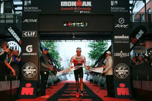 Chris Leiferman Wins Ironman Louisville
