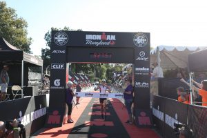 Colorado's Maggie Walsh Victorious at Ironman Maryland